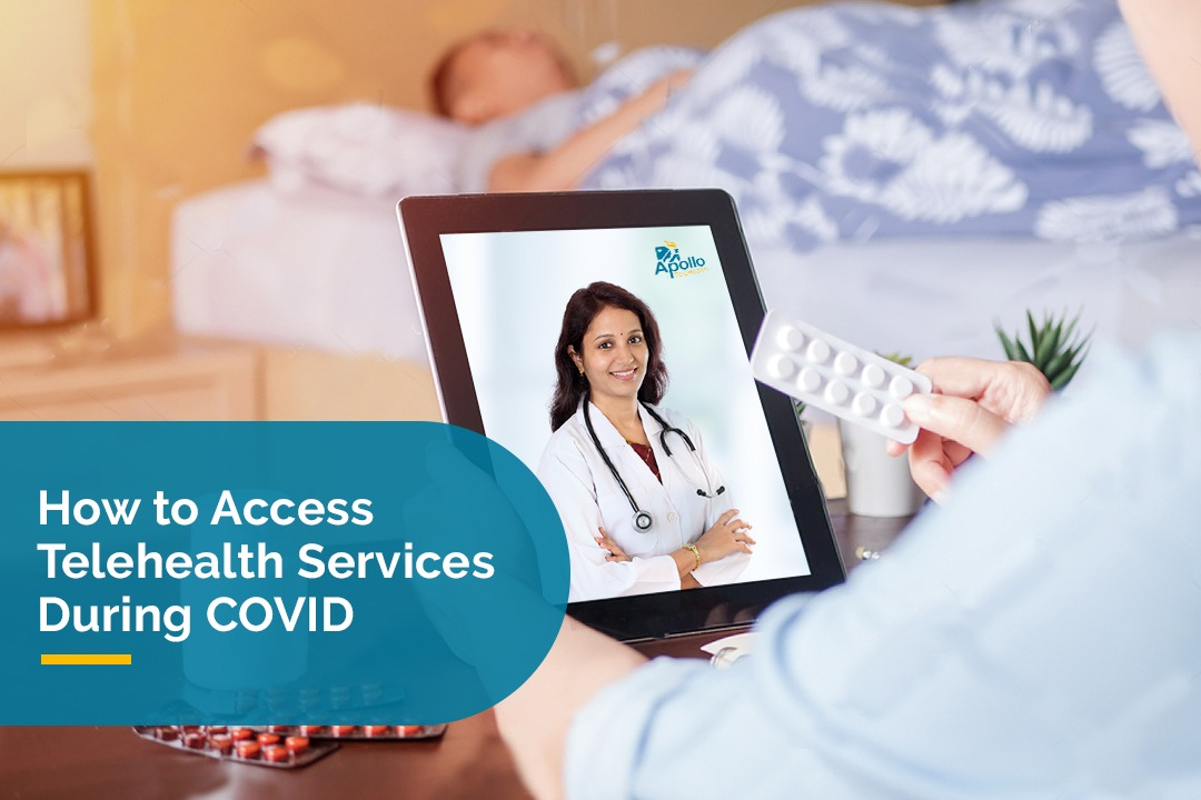 How to Access Telehealth Services during COVID | Apollo Telehealth