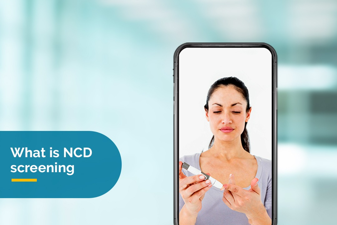 What is NCD screening